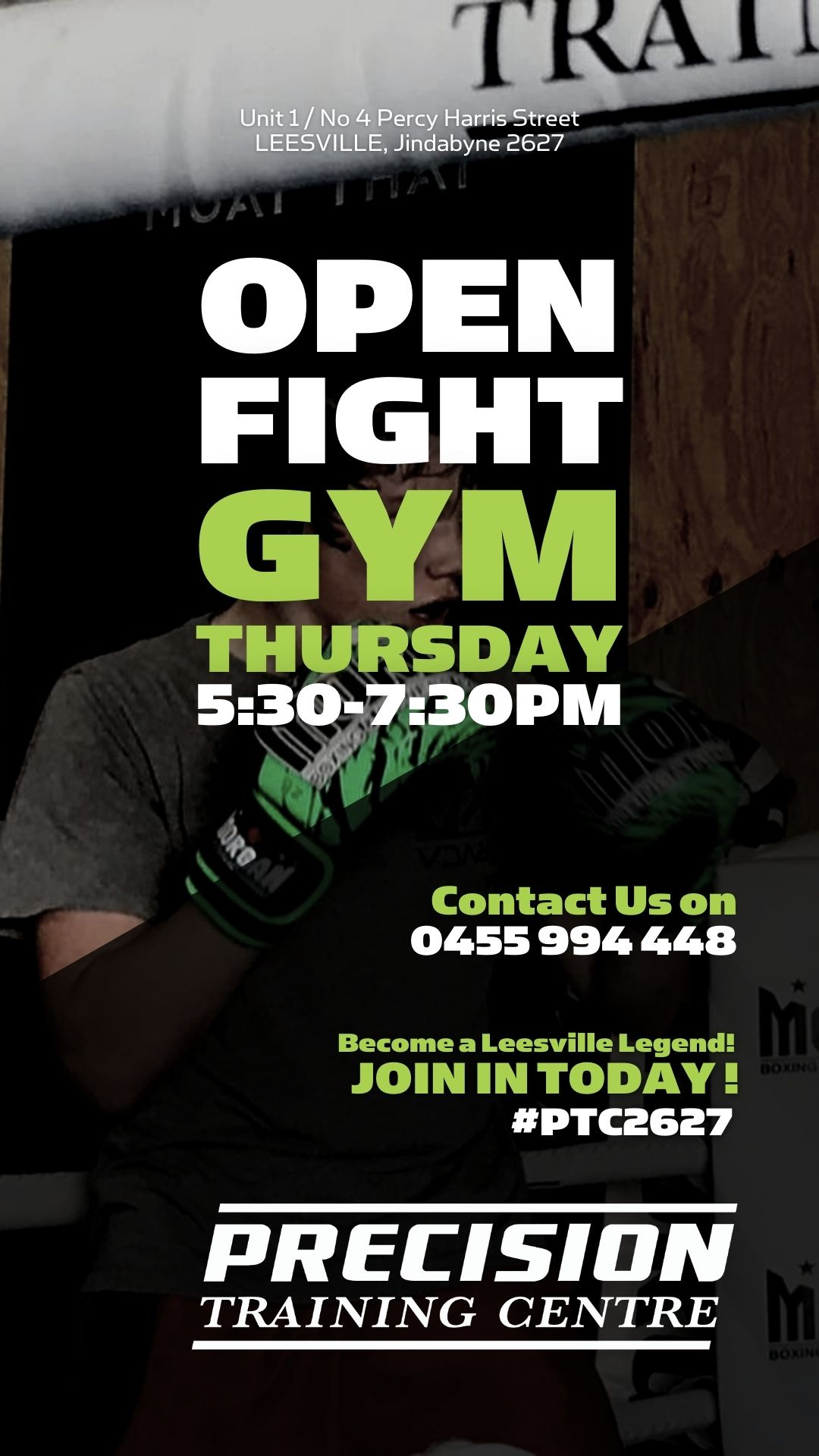 OPENFIGHTGYMTHURS